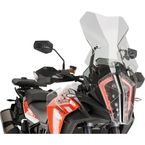 Light Smoke Touring Windshield - 9717H