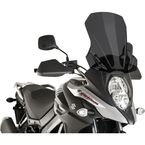Dark Smoke Touring Windshield - 9719F