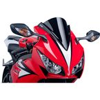 Black Racing Windscreen - 5994N