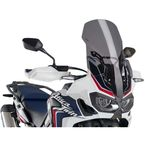 Dark Smoke Touring Windscreen - 8905F