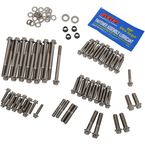 12 Point External Engine Fastener Kit - 3061