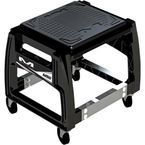 Black/White M50 Mechanic Stool Caddy - M50- 101
