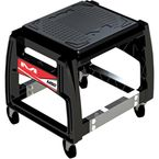 Black/Red M50 Mechanic Stool Caddy - M50-102