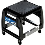 Black/Blue M50 Mechanic Stool Caddy - M50-103