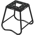 Black C1 Steel Motorcycle Stand - C1-101