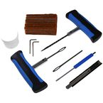 60 Piece Premium Tire Repair Kit - 52130