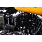 Black Air Cleaner Assembly - 34-1601