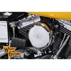 Chrome Air Cleaner Assembly - 34-1605