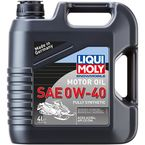 0W40 Synthetic SAE Oil - 20150