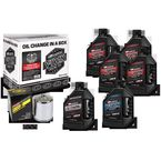 V-Twin Full Change Synthetic Oil Change Kit - 90-119016PC