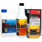 Cycle Tank Sealer Plus Kit for 5 Gal. Tanks - 52005-S-NM