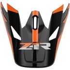 Orange Rise Visor Kit - 0132-1084