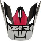 Pink Replacement Visor for Rise Ascend - 0132-1251