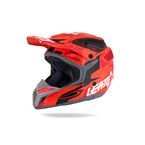 2015 Orange/Black/Red GPX 5.5 Composite V.05 Helmet - 1015500103
