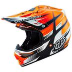 Matte Orange/Black Starbreak Air Helmet - 117009705