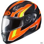 Orange/Yellow/Black CL-Max 2 Ridge Helmet - 59-14566