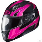 Fuschia/Black/Gray CL-Max 2 Ridge Helmet - 989-981