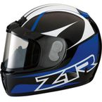 Blue Phantom Peak Helmet - 0121-0799