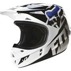 Black V1 Race Helmet - 14400-001-L