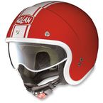 Red/White N21 Caribe Helmet - N2N5271070131