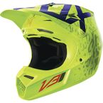 Yellow Cauz V3 Helmet - 14989-005-L