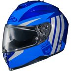 Blue/Gray IS-17 MC-2 Grapple Helmet - 0818-1402-06