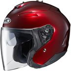 Metallic Wine IS-33 II Helmet - 58-1146