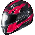 Red/Black CL-Max 2 MC-1 Ridge Modular Helmet - 59-4516