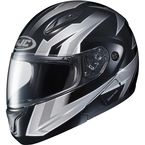 Gray/Black CL-Max 2 MC-5 Ridge Modular Helmet - 59-4559T