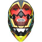 Red/Yellow/BlueVFX-W Capacitor TC-3 Off-Road Helmet - 0145-9003-06