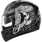 Black Honcho Alliance GT Helmet - 0101-8815
