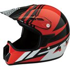 Youth Gloss Red Roost SE Helmet - 0111-1044
