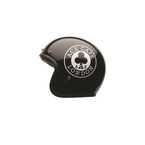 Black Ace Cafe Custom 500 Helmet  - 7073937