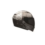 Titanium Day of the Dead Qualifier Airtrix Helmet - 7074110