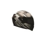 Black/Silver Electric Qualifier DLX Helmet - 7073779