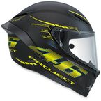 Black Project 46 2.0 Pista GP Helmet - 6001O9DW004009