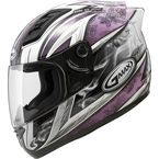 White/Purple GM69S Platinum Series Crusader 2 - 72-4889X