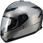Titanium GM78S Full Face Helmet - 72-4903L