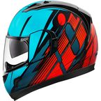Blue/Red Primary Alliance GT Helmet - 0101-8995