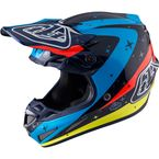 Navy Twilight SE4 Carbon Helmet - 102124303