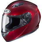Metallic Wine CS-R3 Helmet - 130-262