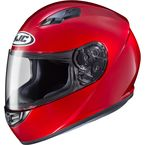 Candy Red CS-R3 Helmet - 130-234