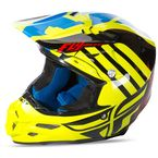 F2 Carbon MIPS Weston Peick Replica Helmet - 73-4099L
