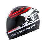 Black/Red EXO-R2000 Fortis Helmet - 200-7245