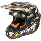 Army Urban Camo/Orange Torque Squadron Helmet - 170619-7630-16