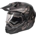Black Ops Torque X Core Helmet w/Electric Shield - 170610-1010-13