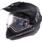Black Ops Torque X Recoil Helmet w/Electric Shield - 170615-1010-10
