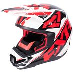 Red/White/Black Torque Core Helmet - 170621-2001-19