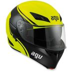 Yellow/Black Numo Helmet  - 101152H000114