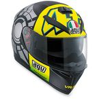 K-3 SV Top Winner Test 2012 Helmet  - 0301O0F000908